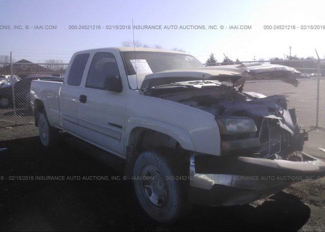 Inventory #355750882 2004 Chevrolet SILVERADO