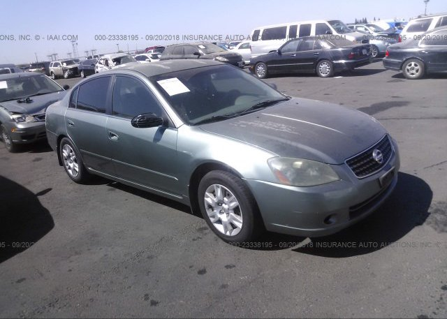 1n4al11d65n450691 Clear Dealer Only Green Nissan Altima At Rancho