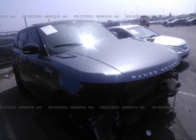 Inventory #243847854 2015 Land Rover RANGE ROVER SPORT