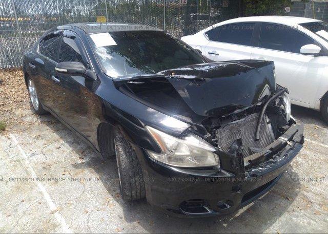 Inventory #816446690 2012 Nissan MAXIMA