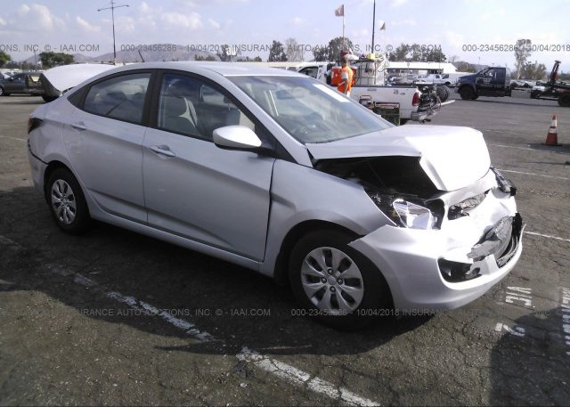 Inventory #291814360 2015 HYUNDAI ACCENT