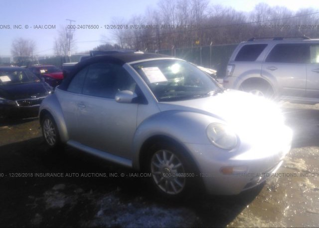 Inventory #153826121 2005 Volkswagen NEW BEETLE