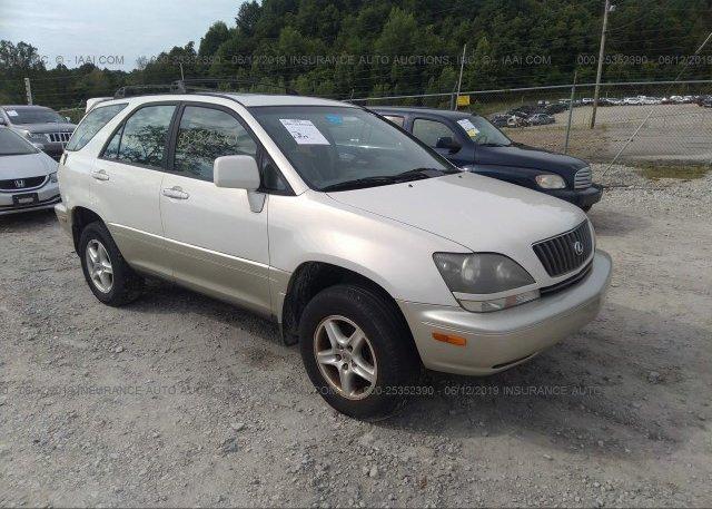 Inventory #406497175 1999 Lexus RX