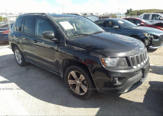 Inventory #687422020 2017 JEEP COMPASS