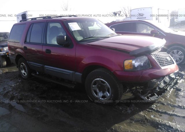 Inventory #522723539 2005 FORD EXPEDITION