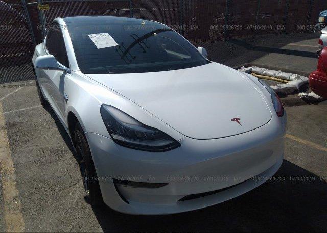 Inventory #174170773 2018 Tesla MODEL 3