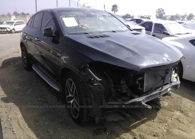 Inventory #546316374 2017 MERCEDES-BENZ GLE COUPE