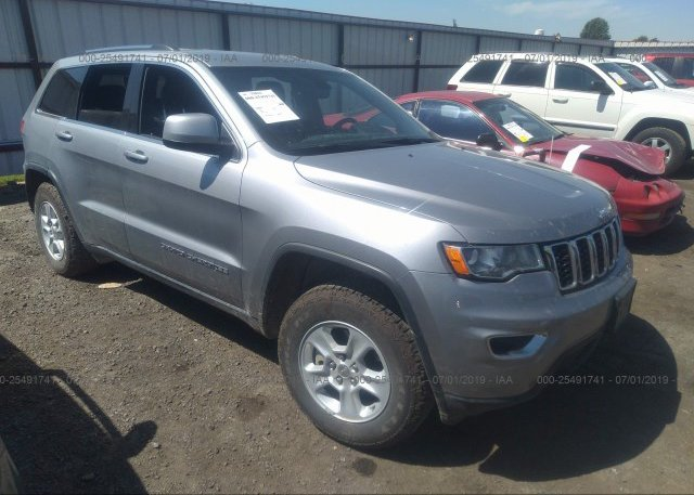 Inventory #154308541 2017 JEEP GRAND CHEROKEE