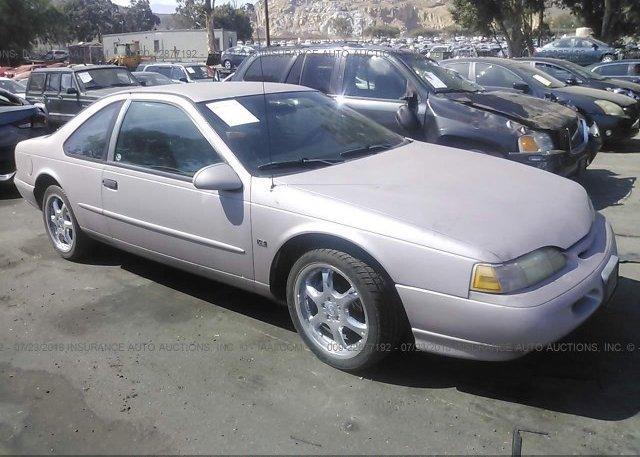 Inventory #153383255 1995 Ford THUNDERBIRD