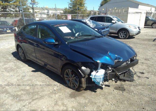 Inventory #633660341 2018 Hyundai ELANTRA