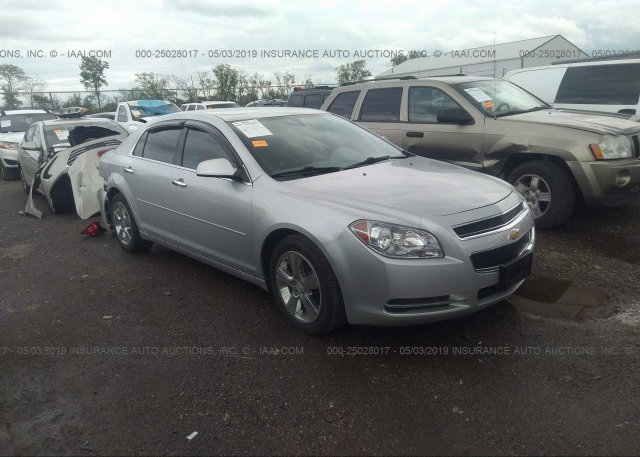 Inventory #689518963 2012 Chevrolet MALIBU