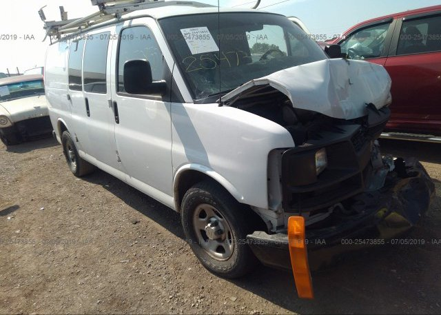 Inventory #382995898 2005 CHEVROLET EXPRESS G1500