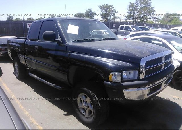 Inventory #314162527 2001 Dodge RAM 1500