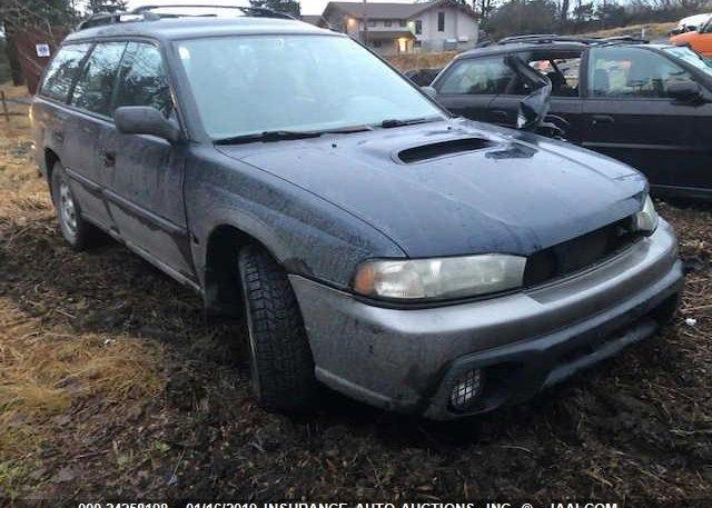 Inventory #212073903 1997 Subaru LEGACY