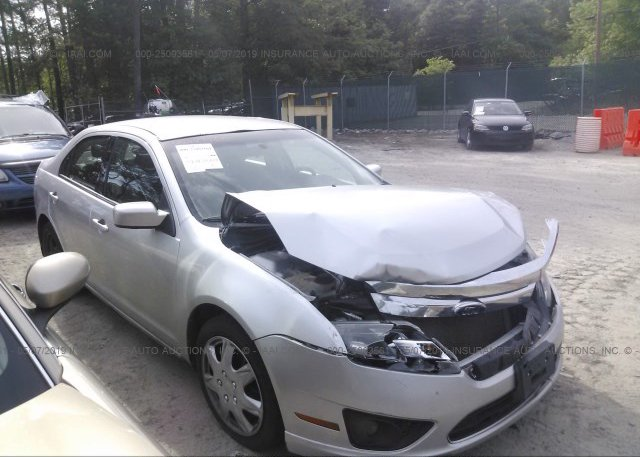 Inventory #667509479 2011 FORD FUSION