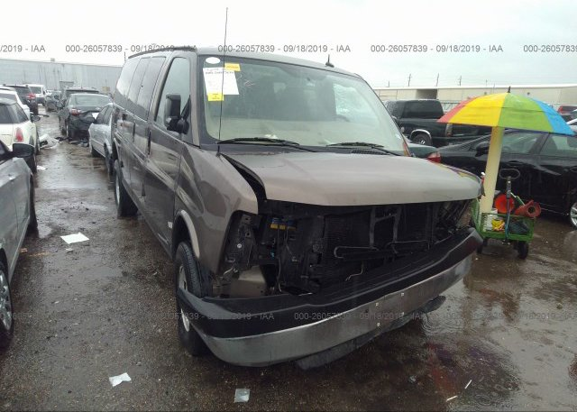 Inventory #946266146 2014 Chevrolet EXPRESS G2500
