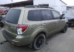 2009 Subaru FORESTER - JF2SH63629H701627 rear view