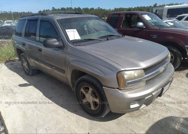 Inventory #102667123 2003 Chevrolet TRAILBLAZER