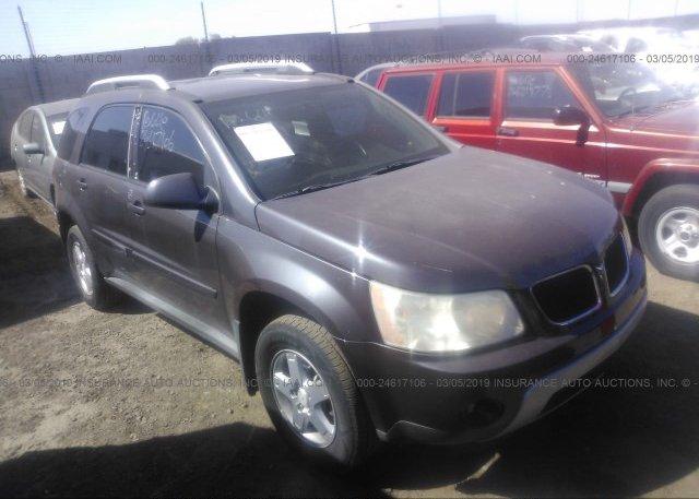 Inventory #524886573 2007 Pontiac TORRENT