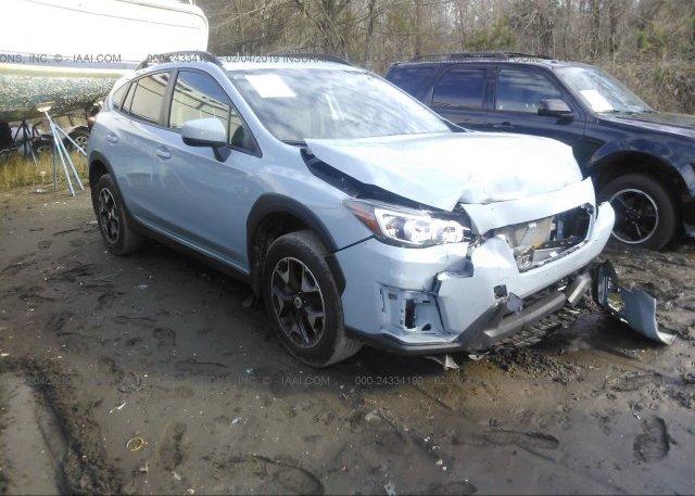 Inventory #223997498 2018 Subaru CROSSTREK