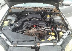 2008 Subaru LEGACY - 4S3BL856984206451