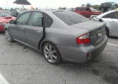 2008 Subaru LEGACY - 4S3BL856984206451 [Angle] View