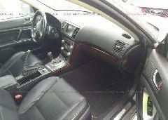2008 Subaru LEGACY - 4S3BL856984206451 close up View