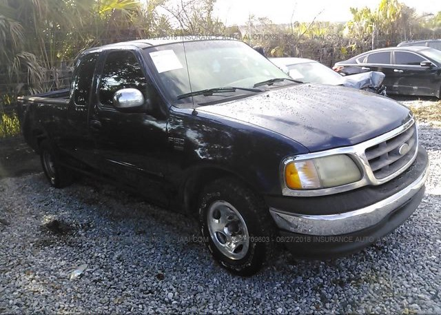 Inventory #481756085 2002 FORD F150