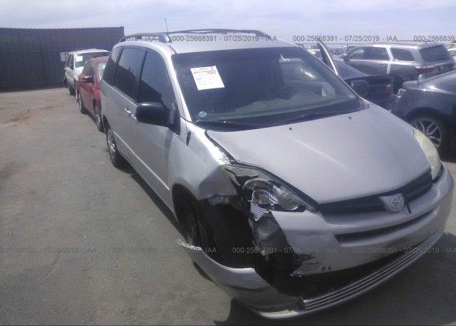 Inventory #207190451 2005 Toyota SIENNA