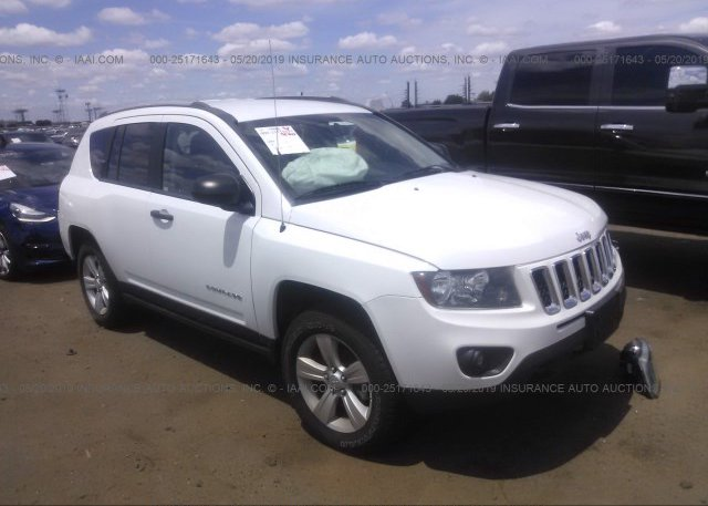Inventory #607191588 2017 JEEP COMPASS
