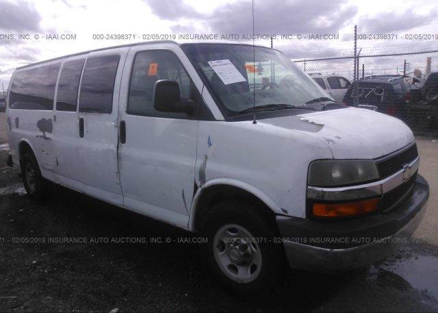 Inventory #418049060 2004 Chevrolet EXPRESS G3500