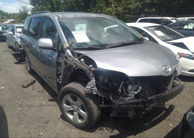 Inventory #725065402 2012 Toyota SIENNA