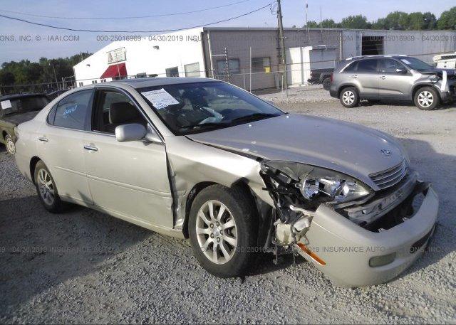 Inventory #237179621 2004 Lexus ES