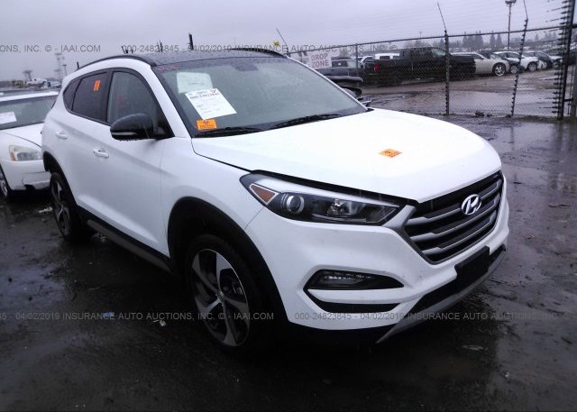 Inventory #421695051 2017 Hyundai TUCSON