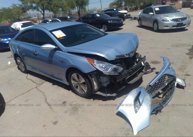 Inventory #126929956 2014 Hyundai SONATA