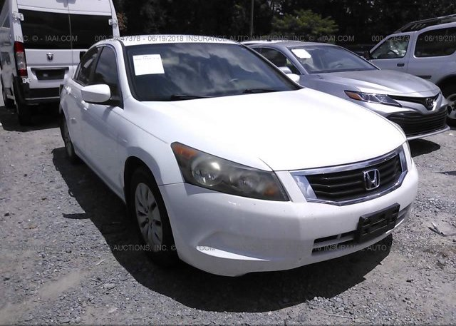 Inventory #370537108 2009 Honda ACCORD