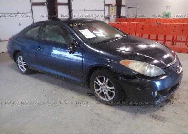 2005 Toyota CAMRY SOLARA   4T1CE38P15U520432 X2 · 2005 ...