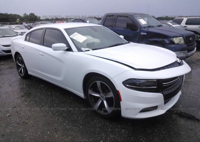 Inventory #126838214 2017 Dodge CHARGER
