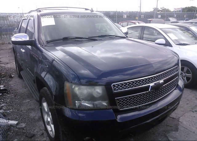 Inventory #787046520 2008 Chevrolet AVALANCHE