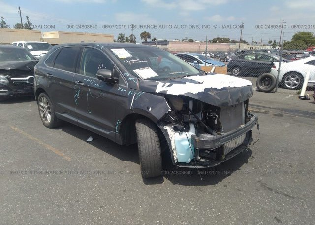 Inventory #416842951 2016 FORD EDGE