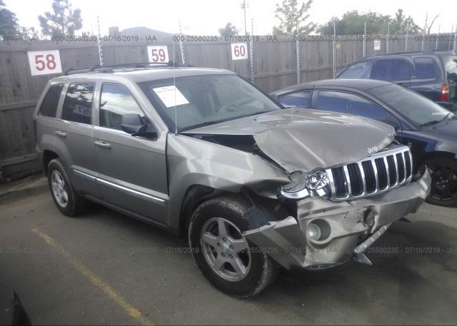 Inventory #362625744 2005 JEEP GRAND CHEROKEE