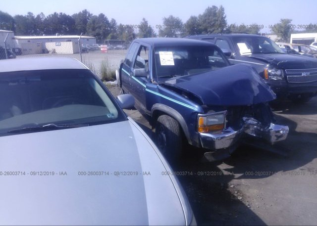 Inventory #417999708 1993 Dodge DAKOTA