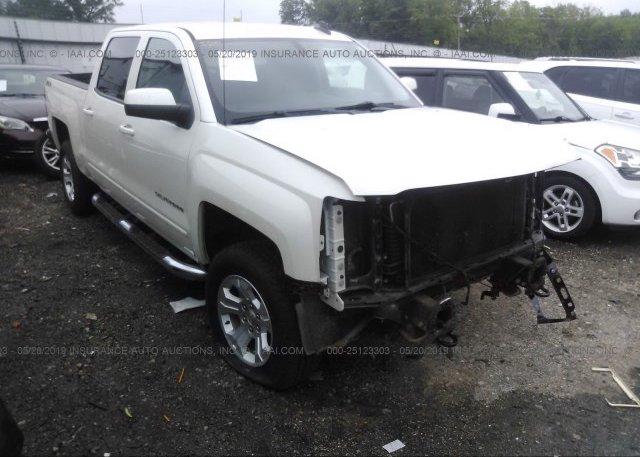 Inventory #968622204 2015 Chevrolet SILVERADO