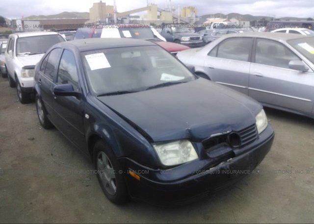 Inventory #817426334 2002 Volkswagen JETTA