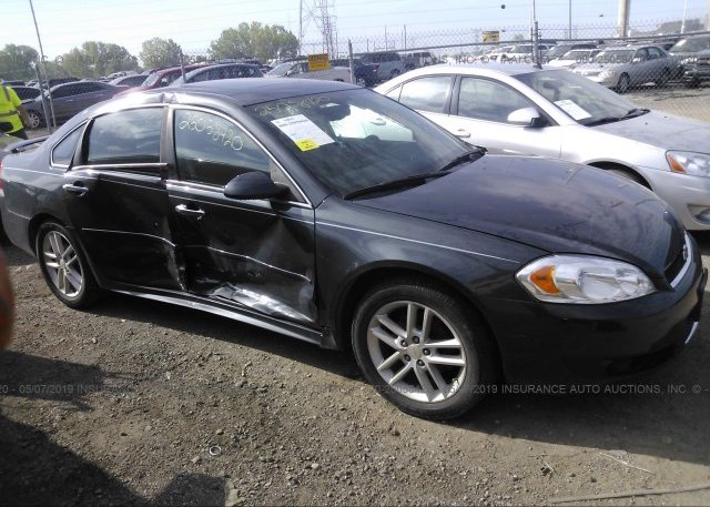 Inventory #913132477 2016 Chevrolet IMPALA LIMITED