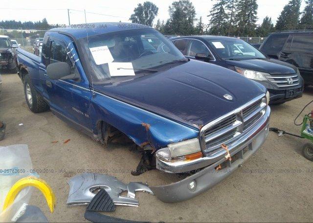 Inventory #923819536 1997 Dodge DAKOTA