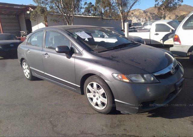 Inventory #575301739 2009 Honda CIVIC