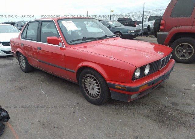 Inventory #322634122 1990 BMW 325