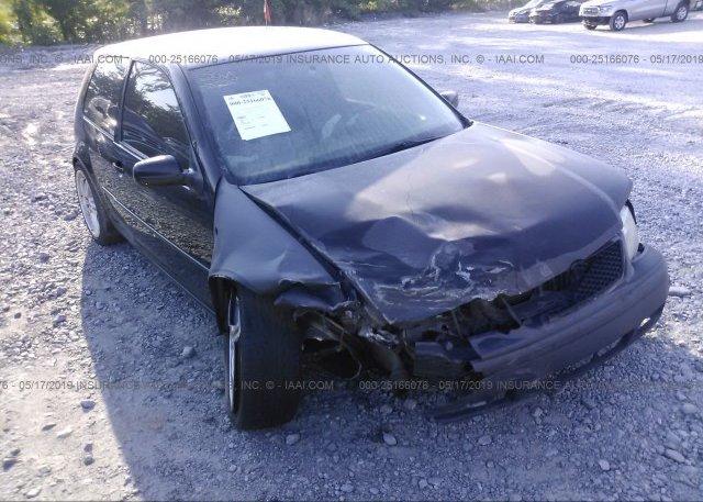 Inventory #570277071 2002 Volkswagen GTI