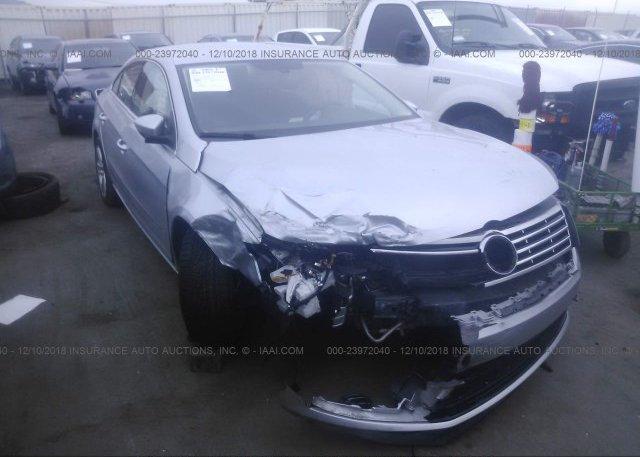 Inventory #300007182 2014 Volkswagen CC